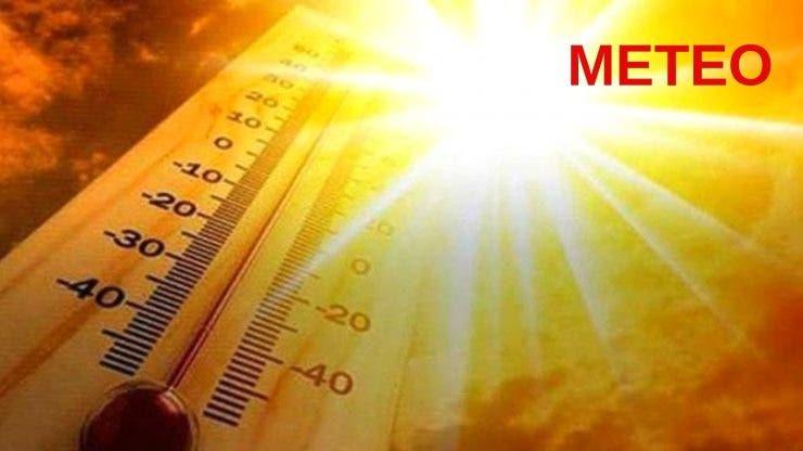 Vremea 22 August 2019. Temperaturile rămân ridicate