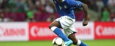 Mario Balotelli a revenit în Serie A