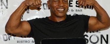 Mike Tyson a șocat din nou