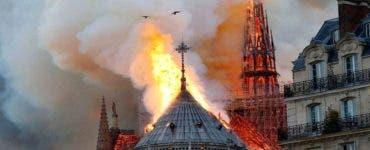 Peste 160 de copii intoxicați cu plumb în urma incendiului de la Notre-Dame