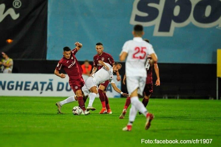 Sepsi-CFR Cluj 1-1!