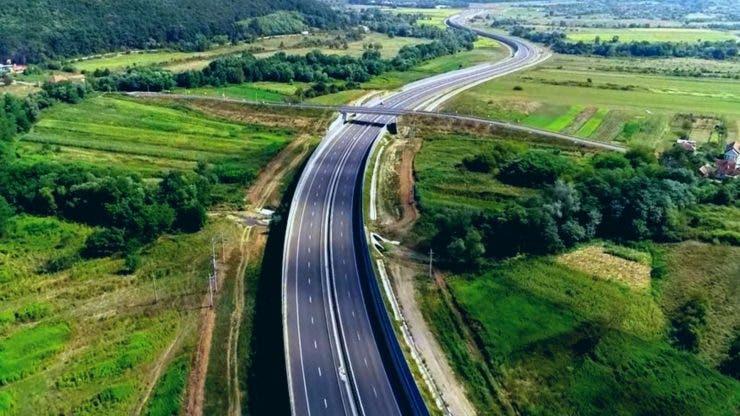 Contractul pentru lotul 3 al autostrăzii Lugoj-Deva a fost REZILIAT