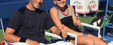 Simona a părăsit US Open