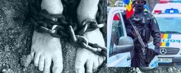 Registrele Poliției Române arată o concluzie tristă. România se află pe primul loc în Europa la traficul de persoane