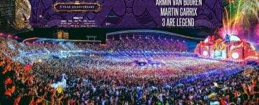 UNTOLD 2019: Robbie Williams și Armin van Buuren vor face show la Untold