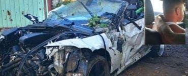 Accident la Tulcea. Șoferul care a ucis doi oameni în timp ce făcea LIVE pe Facebook, a fost pri