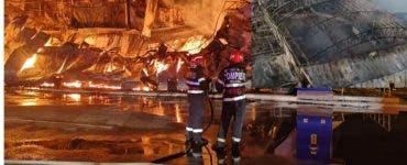 Incendiul de la fostul club Bamboo din Mamaia. Anchetatorii au descoperit cauza incendiului