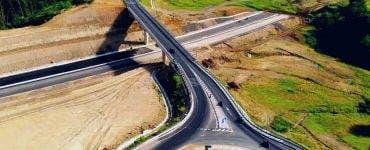 Autostrada Lugoj-Deva, pe jumătate inaugurată. Recepția pe Lotul 3, amânată