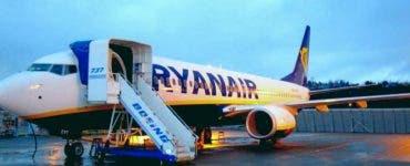 Cursă amânată pe Aeroportul Otopeni. O cursă Ryanair spre Timișoara a fost amânată