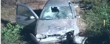 Accident GRAV în Hunedoara. O persoană a decedat iar trei persoane au fost rănite