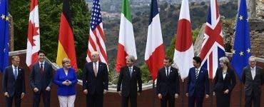 Summitul G7. Liderii mondiali au discutat despre criza ecologică din BraziliaDecizia privind Rusia