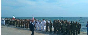Incident la Ziua Marinei. Un militar și-a pierdut cunoștința în timpul discursului Președintelui României