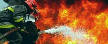 Incendiu în secția de psihiatrie a Spitalului Oradea