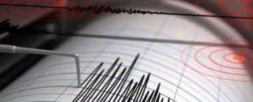 Cutremur în Vrencea!
