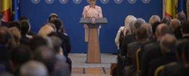 Viorica Dăncilă, acuzații grave la adresa lui Iohannis