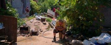 Anomalii descoperite în solul din curtea lui Dincă în timpul anchetei