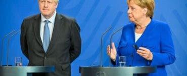 Angela Merkel, noi declarații despre Brexit