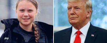 Cine este Greta Thunberg, activista suedeză pentru mediu? Donald Trump a ironizat-o pe adolescentă
