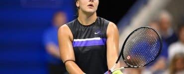 Bianca Andreescu a strălucit la US Open