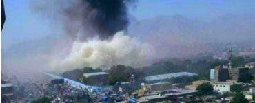 Ambasada României de la Kabul este 80% distrusă. Diplomații români nu vor să vină acasă