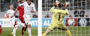Cosmin Contra speră într-un egal cu Spania