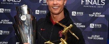 Cristiano Ronaldo a stabilit un nou record