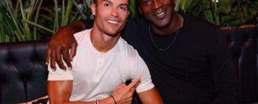 Cristiano Ronaldo, jignit de fanii lui Atletico