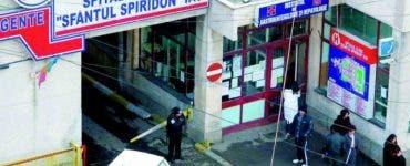 O asistentă de la Spitalul Sf. Spiridon din Iași a murit după ce a ieșit din tură. Ce spun reprezentanții spitalului