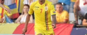 Danemarca U21 - România U21 2-1
