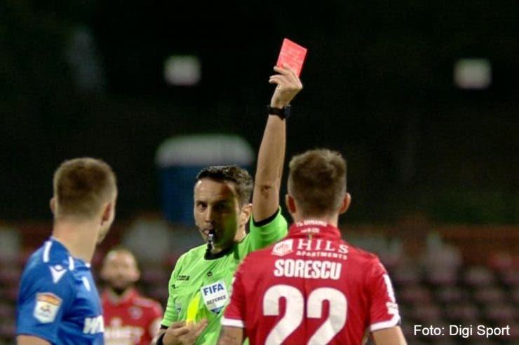 Dinamo - Voluntari 2-1