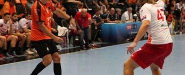 Dinamo a făcut egal cu Kadetten Schaffhausen