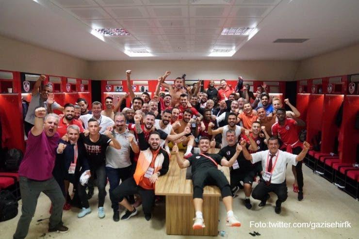 Echipa lui Șumudică, victorie incredibilă