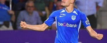 Ianis Hagi a debutat în Liga Campionilor