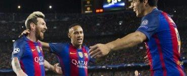Leo Messi, dezamăgit după ce transferul lui Neymar a cazut