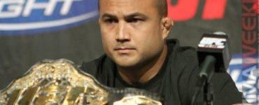 Luptător UFC s-a bătut pe stradă