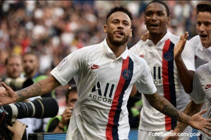 Neymar a dat un supergol