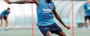 Un star de la Barcelona a fost jefuit