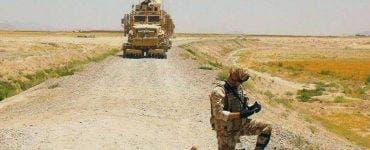 Militar român mort în atentatul sinucigaș din Kabul