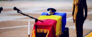Ceremonia de repatriere a celor doi români uciși în urma atacului terorist din Kabul are loc astăzi