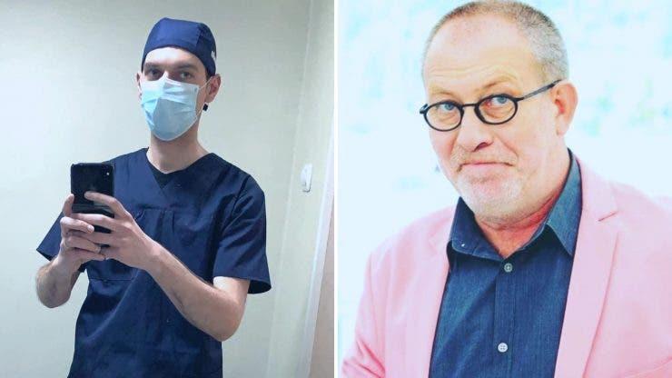 Ce face acum medicul Eugen Țieranu, șomerul care l-a operat pe inimă pe Florin Busuioc