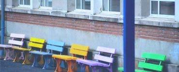 Un jandarm le-a făcut copiilor de la o grădiniță, un cadou inedit