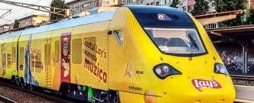 Se poate călători civilizat și pe calea ferată. Imaginea decenței într-un tren privat din România