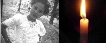 Adriana Fieraru, eleva de 11 ani, din Gura Șuții, condusă pe ultimul drum