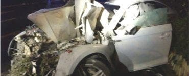 Accident mortal în Sibiu. Un tânăr a murit, iar alți 2 au fost răniți
