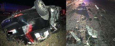 Militar mort în urma unui accident grav în județul Timiș