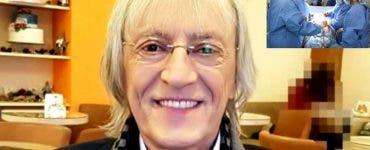 Mihai Constantinescu operat de două ori la inimă