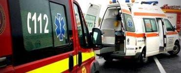 Accident grav în județul Neamț. Doi morți și trei răniți