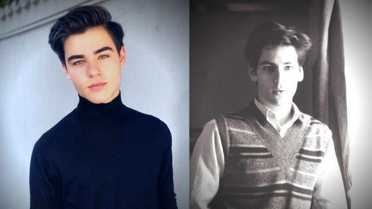 INCREDIBIL! Cum arată fiul lui Ștefan Bănică Jr. la vârsta de 16 ani