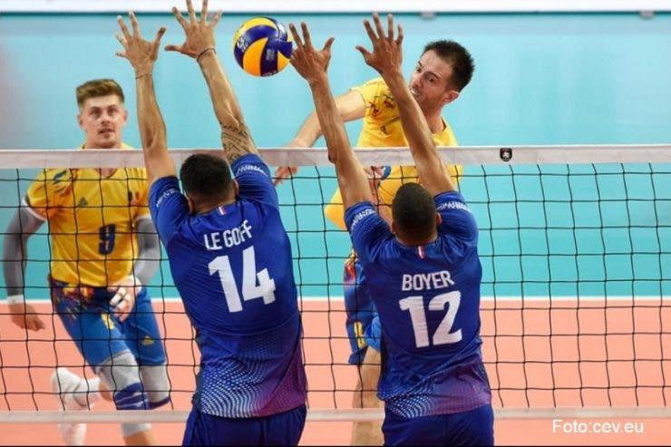 România, a patra înfrângere la Campionatul European