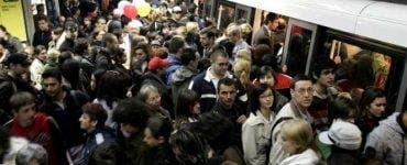 Circulație îngreunată la metrou! Probleme pe tronsonul Eroilor-Anghel Saligny